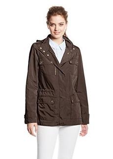 Calvin Klein Women's Classic Anorak Coat