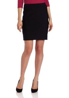 Calvin Klein Women's Fitted Skirt