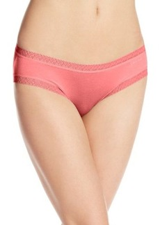 Calvin Klein Women's Flourish Hipster Panty