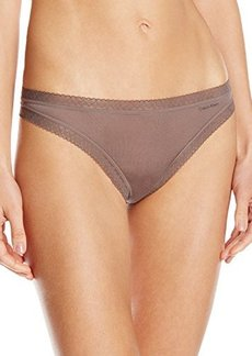 Calvin Klein Women's Flourish Thong Panty