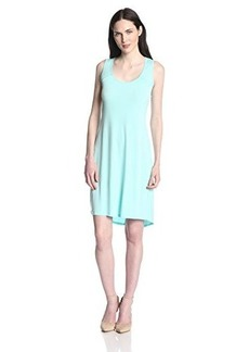 Calvin Klein Women's High/Low Dress