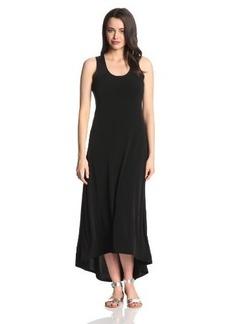 Calvin Klein Women's Hi-Lo Maxi Dress