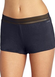 Calvin Klein Womens Icon Sleep Short