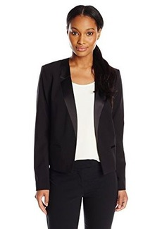 Calvin Klein Women's Jacket, Black, 2