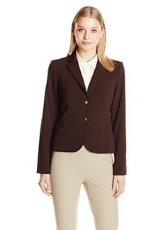 Calvin Klein Women's Jacket Career, Otter, 8