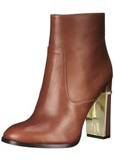 Calvin Klein Women's Karlia Boot, Cigar Brown, 7.5 M US
