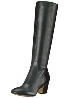 Calvin Klein Women's Keana Motorcycle Boot, Evergreen, 8.5 M US