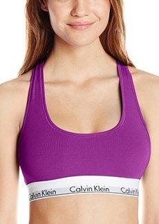 Calvin Klein Women's Modern Cotton Sport Bra