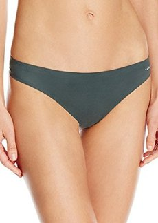 Calvin Klein Women's Perfectly Fit Thong Panty