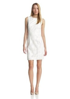 Calvin Klein Women's Perforatd Dress