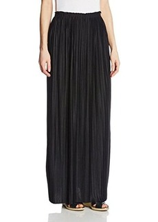 Calvin Klein Women's Pleated Maxi Skirt