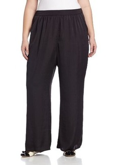 Calvin Klein Women's Plus-Size Flow Pant