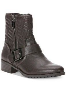 Calvin Klein Women's Rauline Moto Boots Women's Shoes