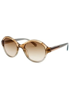 Calvin Klein Women's Round Multi-Color Sunglasses