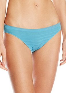 Calvin Klein Women's Seamless Ombre Bikini Panty