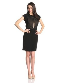 Calvin Klein Women's Split Top Dress