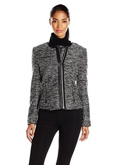 Calvin Klein Women's Sweater Jacket