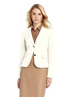 Calvin Klein Women's Two-Button Suit Jacket