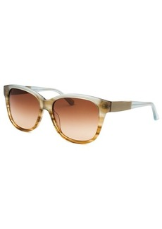 Calvin Klein Women's Wayfarer Multi-Color Sunglasses