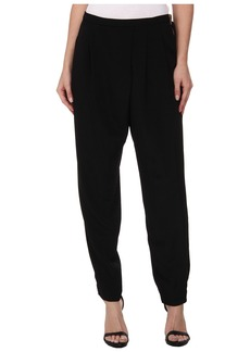 Calvin Klein Woven Pants w/ Side Zip