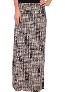 Calvin Klein Zip Detail Maxi Skirt