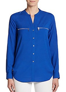Calvin Klein Zip Pocket Shirt