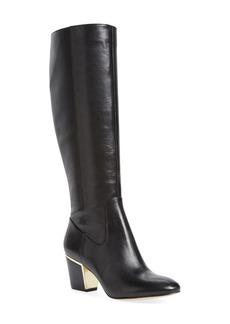 Calvin Klein'Keana' Knee High Boot (Women)