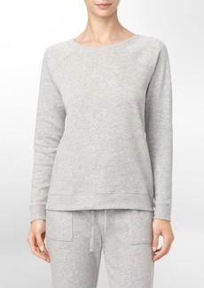 cocoon long sleeve pajama top