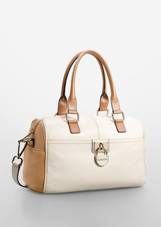 monterey leather satchel
