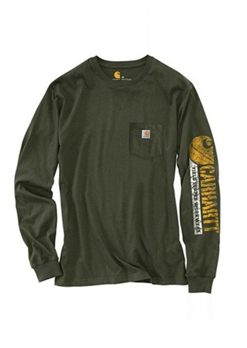 carhartt carhartt men 39 s big tall workwear graphic field