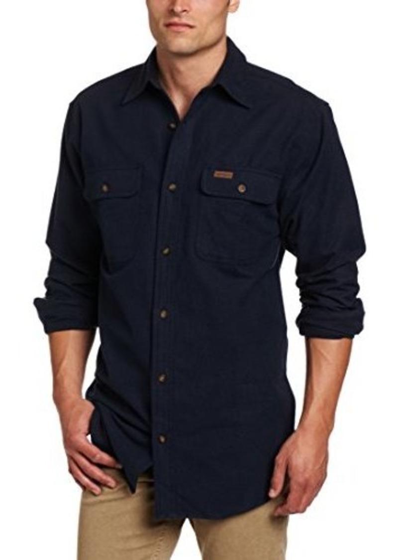 Carhartt carhartt men 39 s chamois shirt long sleeve button for Carhartt men s chamois long sleeve shirt