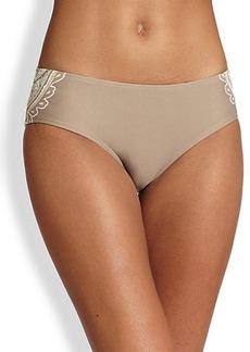 Carmen Marc Valvo Coast Garden Classic Bikini Bottom