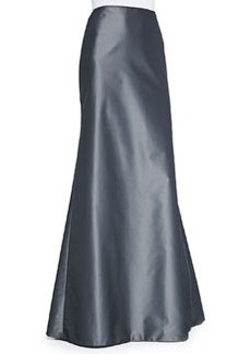 Carmen Marc Valvo Mermaid Ball Skirt, Charcoal