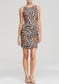 Carmen Marc Valvo Sahara Dress Swim Cover Up