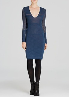 Catherine Malandrino Dress - Matina Pointelle Knit