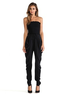 Catherine Malandrino Finesse Jumpsuit in Black