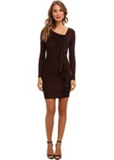 Catherine Malandrino Gateway Asymmetrical Dress