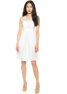 Catherine Malandrino Geri Racer Back Dress
