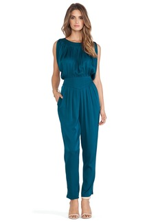 Catherine Malandrino Harley Cold Shoulder Jumpsuit