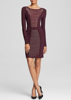 Catherine Malandrino Harper Pointelle Dress - Bloomingdale's Exclusive