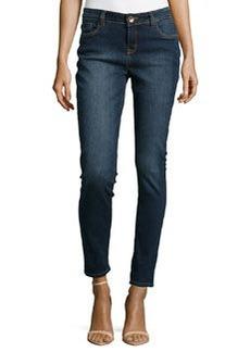 Catherine Malandrino Indigo Aimee Skinny Jeans, Blue
