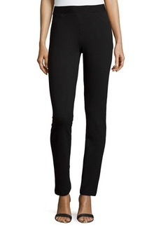 Catherine Malandrino Indigo Skinny Jersey Pants