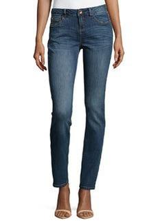 Catherine Malandrino Indigo Zoe Straight-Leg Jeans, Unfoolish
