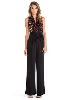 Catherine Malandrino Kiki Jumpsuit in Black