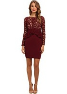 Catherine Malandrino Solace Peplum Dress