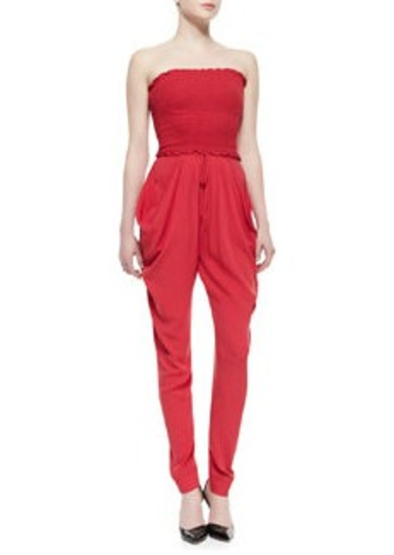 Finesse Strapless Jumpsuit   Finesse Strapless Jumpsuit