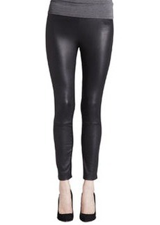 Karen Leather Stretch Pants   Karen Leather Stretch Pants