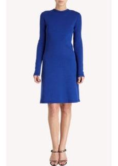 Proenza Schouler Neoprene A-Line Dress