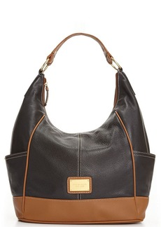Tignanello Social Status Leather Hobo