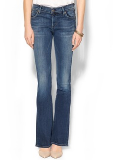 Citizens of Humanity Emannuelle Petite Slim Bootcut